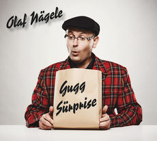 CD Cover Gugg Surprise